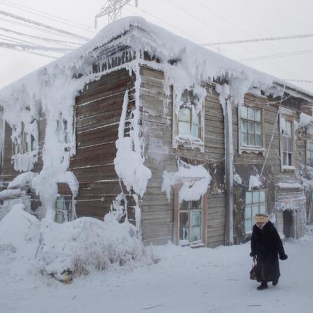 Oymyakon Russia