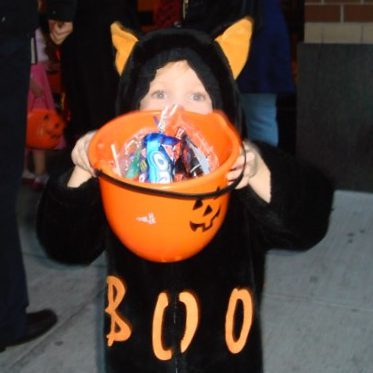 Trick-or-treat Tribeca