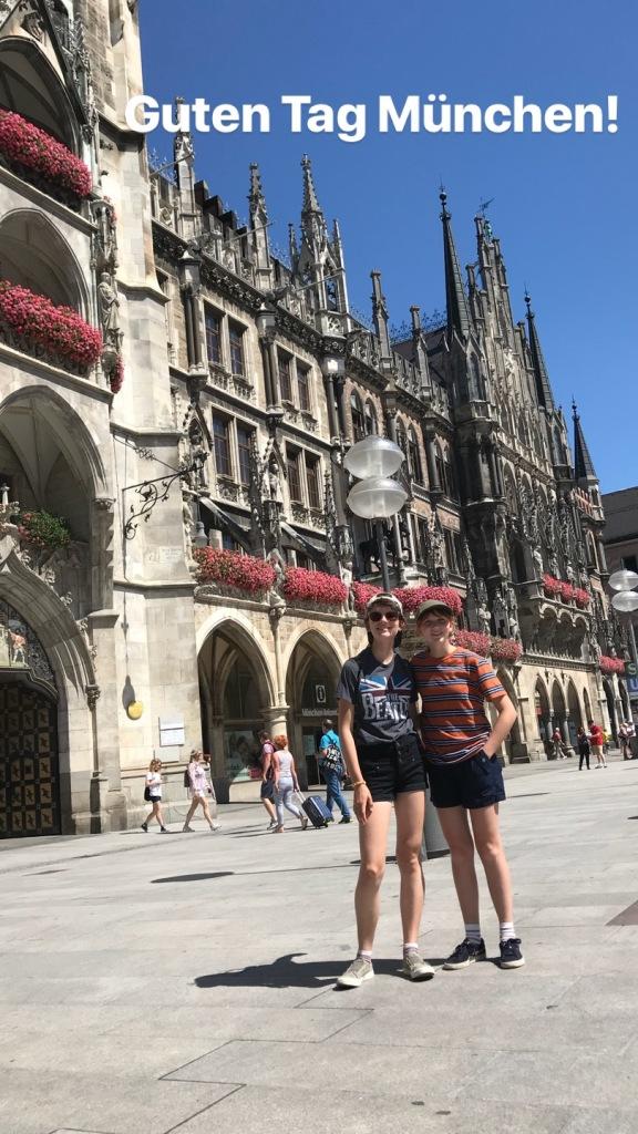 Teens in Munich